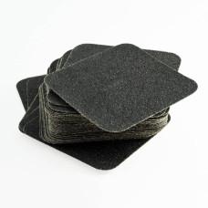 Anti-Skid Cleats, Black, 140mm x 140mm x 50pcs