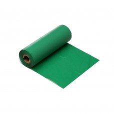 BBP11/BBP12 Print Ribbon, Green R-7950-G, 110mm x 70m