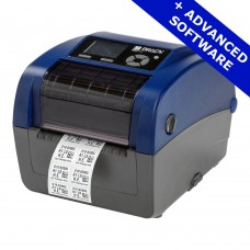 Brady BBP12 Label Printer with Workstation Advanced Software (BBP12-UK-U-PWID)
