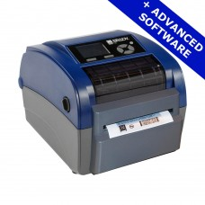Brady BBP12 Label Printer + Cutter + Advanced Software (BBP12-UK-U-C-PWID)