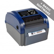 Brady BBP12 Label Printer + Cutter + Basic Software (BBP12-UK+U+CUTTER)