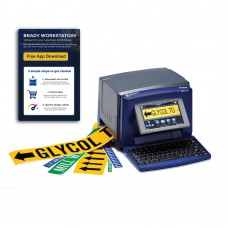 Brady BBP31 Sign and Label Printer with Workstation Software Apps