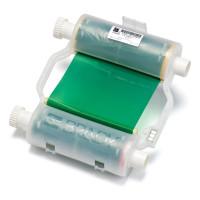 Green Ribbon B30-R10000-GN, 110mm x 61m