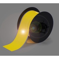 Reflective Tape Yellow 100mm x 15m (B30C-4000-584-YL)