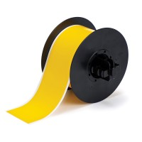 Toughwash Metal Detectable Tape Yellow 100mm x 15m, B30C-4000-854-YL