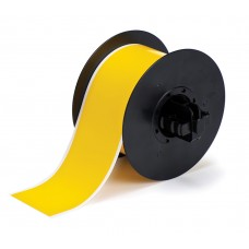 Outdoor 3yr B7569 Vinyl Tape Yellow 100mm x 30m (B30C-4000-7569-YL)