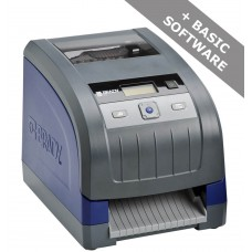 Brady BBP33 Industrial Thermal Label Printer with Workstation Basic Software Apps
