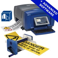 Brady BBP85 Label Printer with SFIDS software and BLS2000