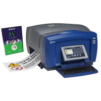 Brady BBP85 Sign and Label Maker with old Markware Software