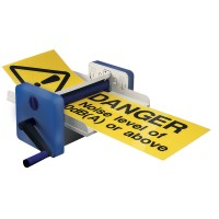BLS2000 Rigidiser System - for mounting self-adhesive signs to rigid boards