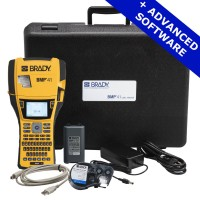 Brady BMP41 Hand Held Label Printer with Advanced Software (BMP41‐UK-PWID)