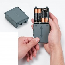 BMP51/53 AA Battery Adapter Pack, batteries not included (M50-BATT-TRAY)