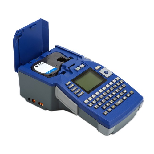 Brady Bmp51 Portable Label Maker With Labelmark Software