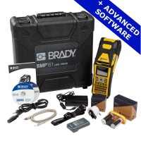 Brady BMP61 Label Printer with Advanced Software (BMP61-QY-UK-PWID)