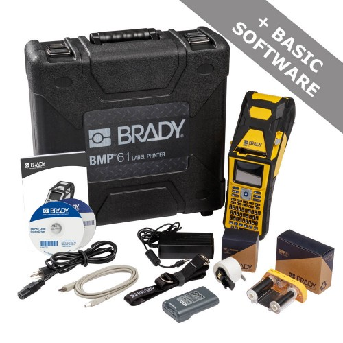 Brady BMP61 Label Printer (BMP61-QWERTY-UK)