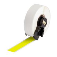 Vinyl Yellow Continuous, 25.4mm x 15 metres (PTL-42-439-YL)