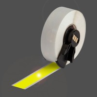 Reflective Yellow Continuous Tape 50.8mm x 9.1m (M61C-2000-584-YL)