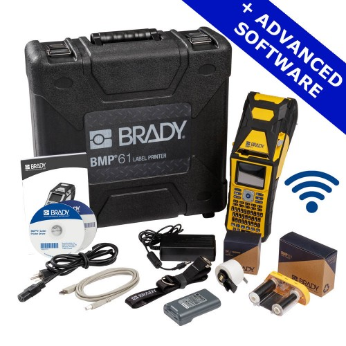 Brady BMP61 Voice and Datacom Kit (BMP61-QY-UK-DATA)