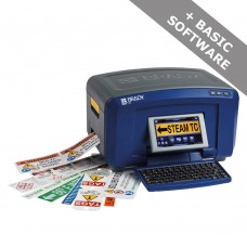 Brady BBP35 - Multicolour Sign and Label Printer, UK - QWERTY