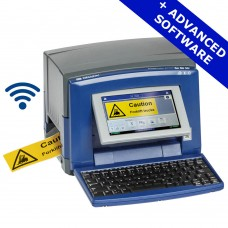Brady S3100 Printer, Wi-Fi and Advanced Software (S3100-QY-UK-W-SFIDS)