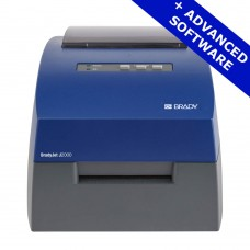 BradyJet J2000 Printer with SAFETY Workstation Software (J2000-UK-SFIDS)