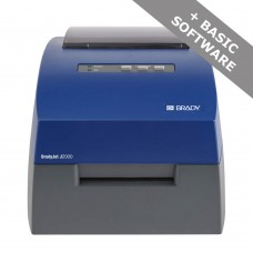 BradyJet J2000 Printer with BASIC Workstation Software (J2000-UK)