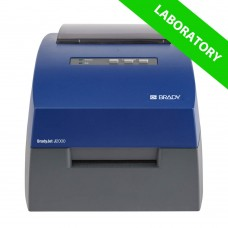 BradyJet J2000 Printer with LABORATORY Workstation Software (J2000-UK-LABS)