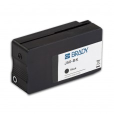 BradyJet J5000 Pigment Ink Cartridge, BLACK (J50-BK)