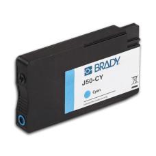BradyJet J5000 Pigment Ink Cartridge, CYAN (J50-CY)