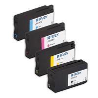 BradyJet J5000 Pigment Ink Cartridges, MULTI-PACK (J50-CMYK)