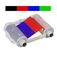Globalmark Ribbon - 4 Colour Black/Red/Blue/Green 105mm x 60m
