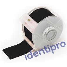 Globalmark 3Yr Outdoor B7569 Vinyl Tape Black 101mm x 30m