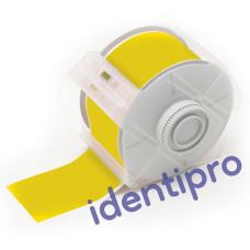 Globalmark 3Yr Outdoor B7569 Vinyl Tape Yellow 101mm x 30m (old ref: 800509)