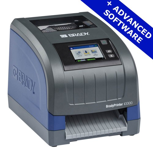 Brady i3300 Label Printer with SFIDS Software, NO WI-FI (i3300-300-C-UK-SFIDS)