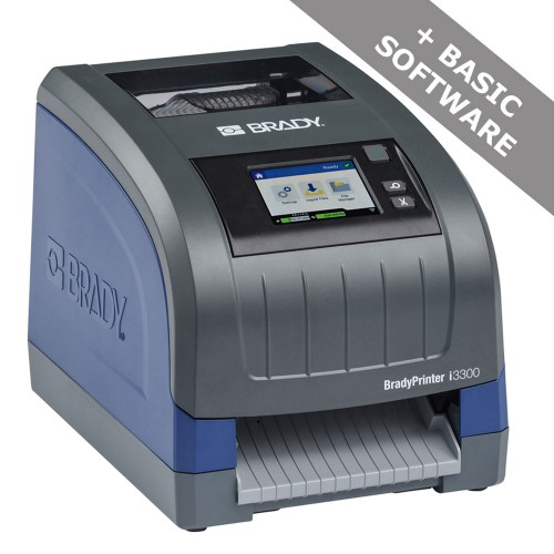 Brady i3300 Label Printer with Basic Software, NO WI-FI (i3300-300-C-UK)
