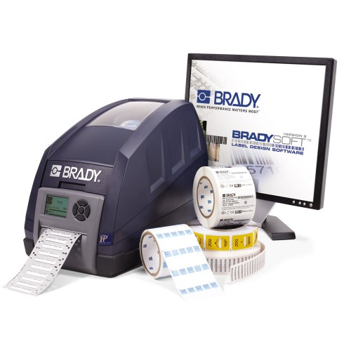 BRADY IP600 PRINTER WINDOWS 10 DRIVERS DOWNLOAD