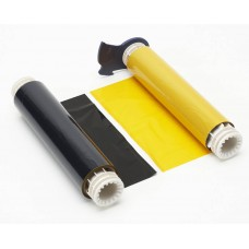 BBP85/Powermark ribbon - Black/Yellow 220mm, B85-R-220x60-BK/YL-380P