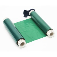 BBP85/Powermark ribbon - Green 220mm, B85-R-220x60-GN