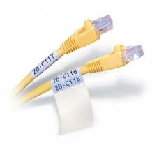 BMP41/51/53 Self-Lam White 4-8mm wire diameter 12.7mm(W) x 38mm(H) 180 labels (M-89-427)