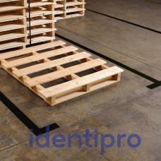 Toughstripe Floor Tape 51mm x 30m - Black
