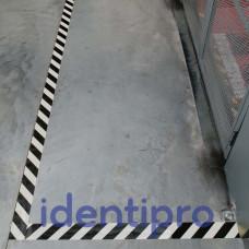 Toughstripe Floor Tape 51mm x 30m - Black/White