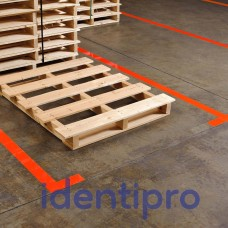 Toughstripe Floor Tape 51mm x 30m - Orange