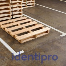 Toughstripe Floor Tape 51mm x 30m - White