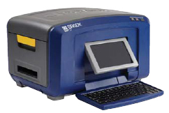 Brady BBP35 Multicolour Sign and Label Printer Category